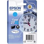 CART. EPSON T27XL CIANO